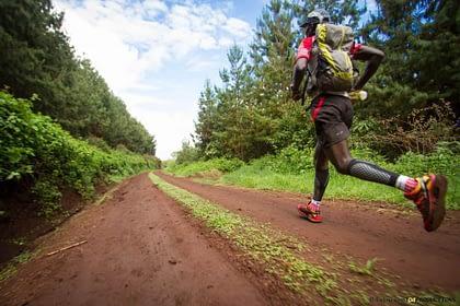 Kilimanjaro Stage Run Simon Mtuy