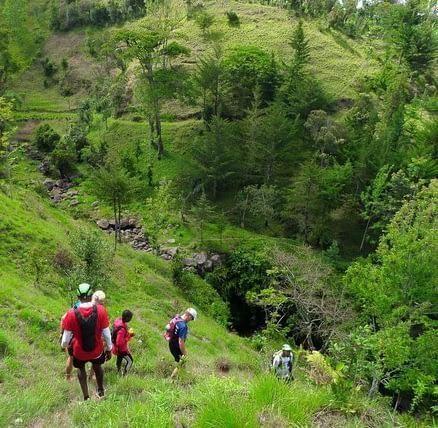tanzania trail running gorge