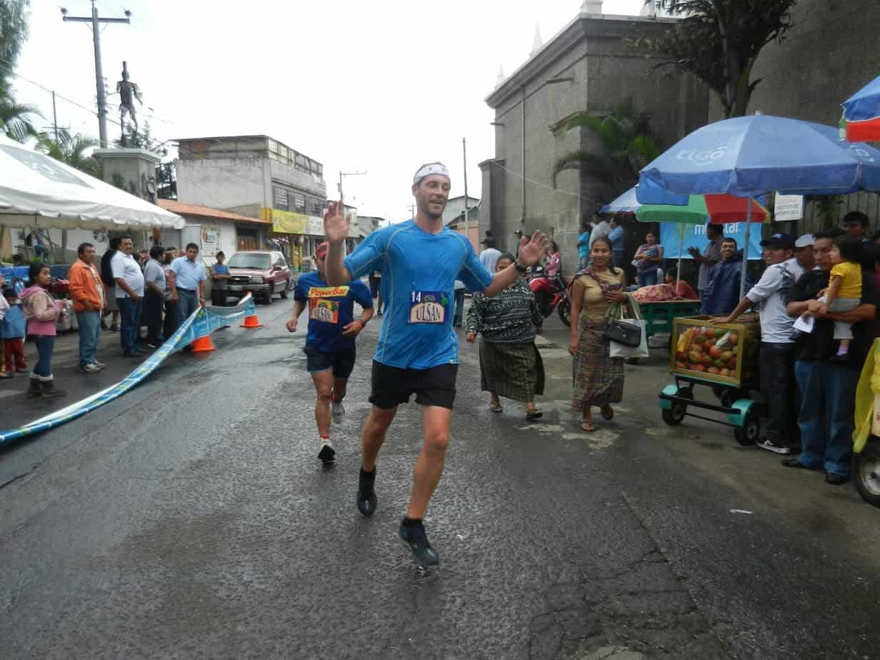 How One Runner Won a Bed in Guatemala - Run The World Adventures